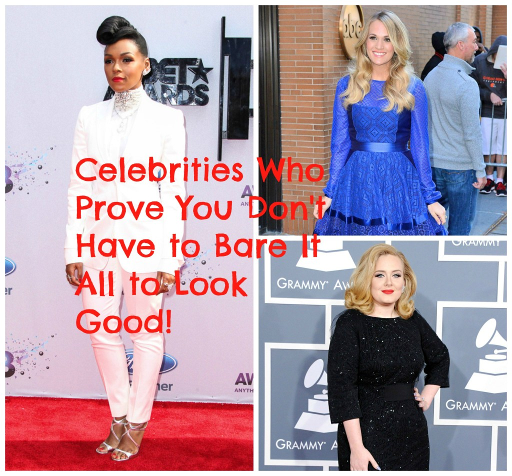28 Celebs Who Aren't Afraid Of Being Overexposed | Celebuzz