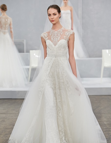 The Latest Stunning and Breathtaking Wedding Gowns